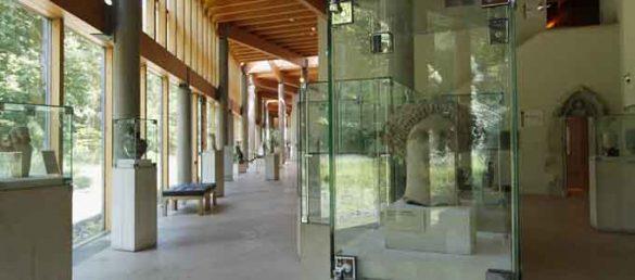 Die Burrell Collection in Glasgow beherbergt tausende von Exponaten des Reeders und Kunstsammlers Sir William Burrell