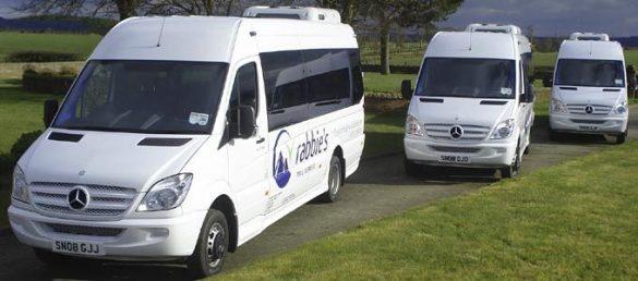 Persönlicher Service and individuelle Reiserouten zeichnen die Busreisen für Kleingruppen von Rabbie's in Schottland aus