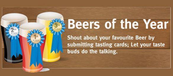 Zu so einem Bier-Festival in Aberdeen braucht man nicht viele Einladungen verschicken