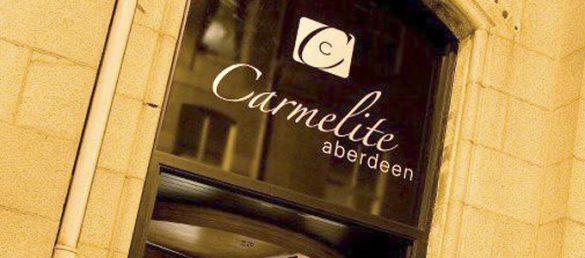 Das Carmelite Hotel im Stadtzentrum von Aberdeen überzeugt durch modernes Design und zeitgemäßen Komfort