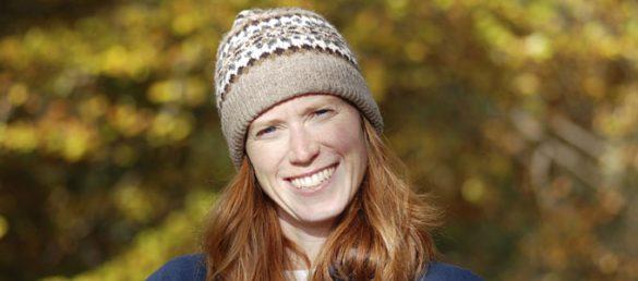 Caroline Warburton talks about Scottish wildlife and adventure tourism