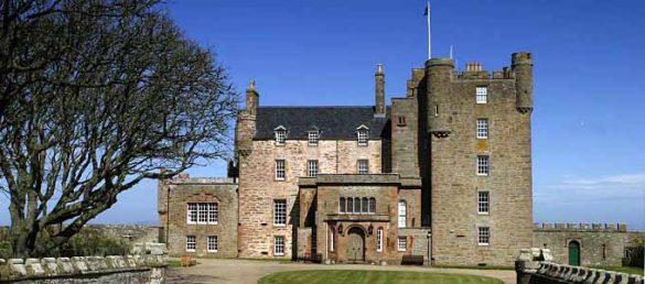 Castle and Garden of Mey war für viele Jahre der Rückzugsort der Königinmutter