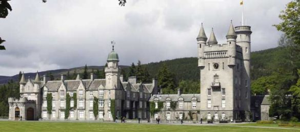 Some say that Royal Deeside is one of the most beautiful areas in Scotland on the hidden side