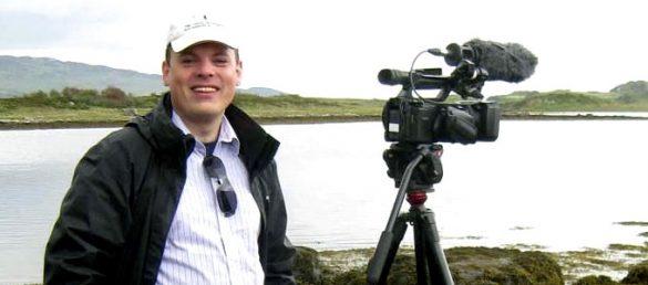 Der Kolumnist und Sprachenlehrer Andreas Wolff hat in drei Tagen drei Hebrideninseln besucht