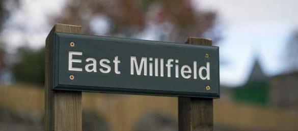 Dasa East Millfield Cottage auf dem Glen Tanar Estate bietet Platz für bis zu 8 Personen