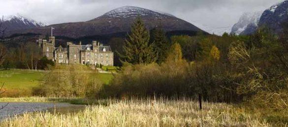 Unter der ICMI Luxury Collection befinden sich einige der exklusivsten Unterkünfte Schottlands