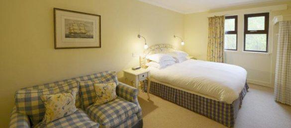 Das Factor's Inn und Cottage runden das Unterkunftsangebot auf dem Estate von Inverlochy Castle ab