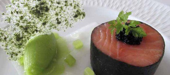 Direkt im Airds Hotel an der Westküste Schottlands ist auch ein preisgekröntes Feinschmecker-Restaurant zu finden