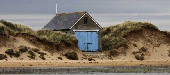 Das Forvie National Nature Reserve liegt an der Ostküste von Aberdeenshire
