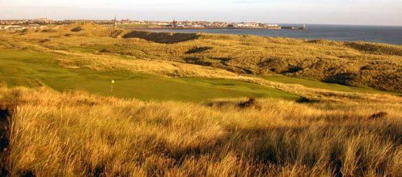 Der Fraserburgh Golf Club in Aberdeenshire bietet einen echt schottischen Links Course