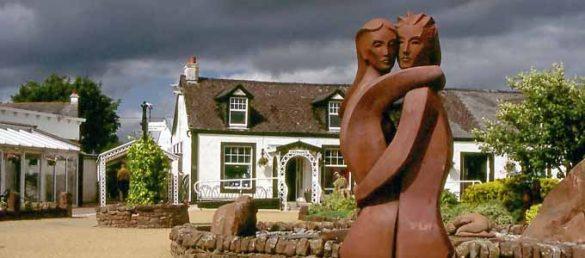 Die Galloway Tourist Route führt Besucher von Gretna nach Ayr