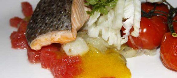 Die Küche an der Küste von Banffshire offenbart den Besuchern vielfältige Gaumenfreuden
