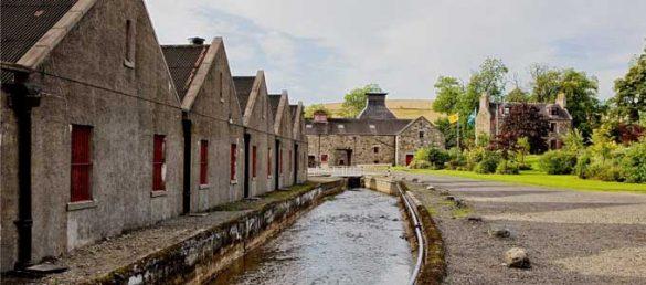 Die GlenDronach Destillerie in Aberdeenshire produziert Whisky mit prägnanten Sherry-Noten