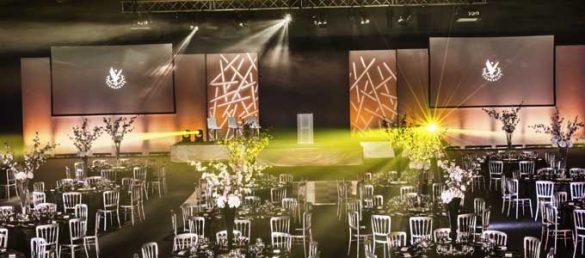 Die Gleneagles Arena direkt am ikonischen Gleneagles Hotel in Perthshire wurde im Jahr 2015 als neues großes Indoor-Veranstaltungszentrum eröffnet
