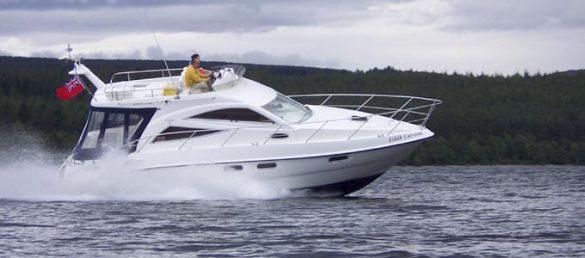 Die Highland Free Spirits Cuises auf dem Loch Ness verbinden einen Hauch Exklusivität mit sagenhafter Landschaft