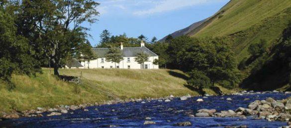 Zu den Highland Lodges zählen diverse Selbstversorgerunterkünfte auf den Atholl Estates