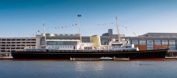 There are several highlights to be discovered on board the Royal Yacht Britannia