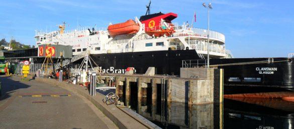 Der Reiseleiter Dr. Michael Krause kann von vielen Höhepunkten seiner Reisen nach Schottland mit CalMac Ferries berichten
