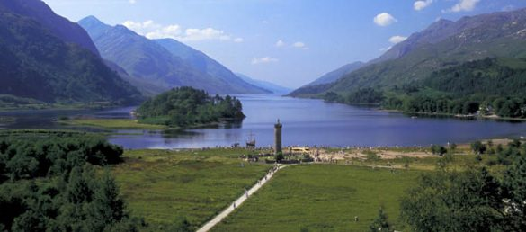 Der Spezialist British Travel Company bietet individuell ausgearbeitete Reisen nach Schottland an