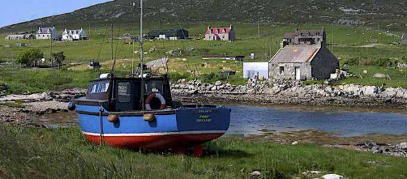Hebridean Hopscotch Holidays organisiert komfortables Inselhüpfen auf den Äußeren Hebriden