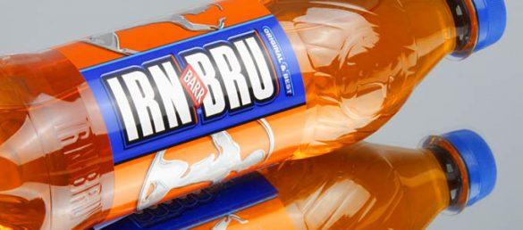 Was in der ganzen Welt Cola heißt wird in Schottland »Irn Bru« genannt
