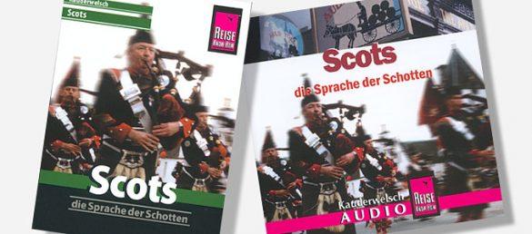Mit dem Kauderwelsch-Sprachführer kann man Scots ganz einfach lernen