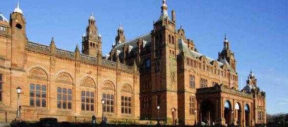Kelvingrove Art Gallery & Museum in Glasgow gehört zu den beliebtesten Besucherattraktionen Schottlands