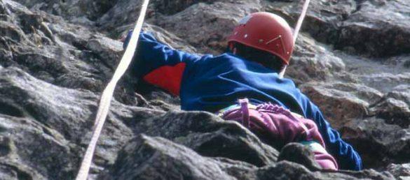 Klettertouren am Ben Nevis in Schotland gelten nicht als ungefährlich