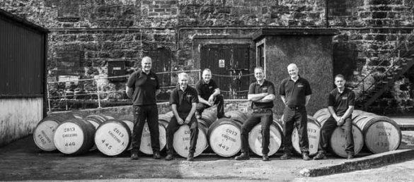 Die Knockdhu Destillerie stammt aus dem kleinen Örtchen Knock bei Huntly in Aberdeenshire