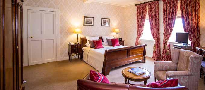 Neue Winterangebote 2019-20 von Knockinaam Lodge Hotel & Restaurant