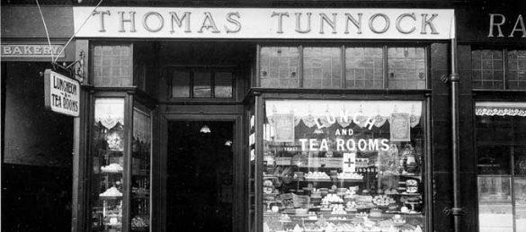 Unter den Backwaren von Tunnocks sind ganz besonders die Kultkekse hervorzuheben