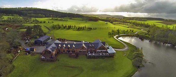 The Lodge on the Loch Aboyne ist ein herrlicher Rückzugsort mit Spa und Golfplatz