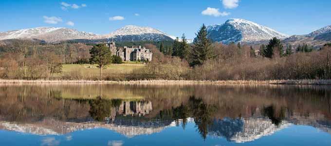 Der Januar-Newsletter 2020 von Luxury Scotland