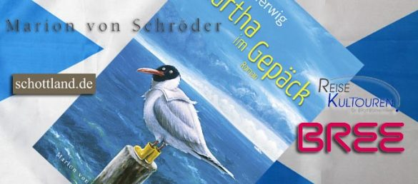 Im Ullstein Verlag ist der Roman »Martha im Gepäck« von Ulrike Herwig erschienen