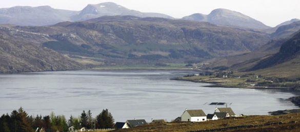 Es gibt insgesamt 282 Munros in den schottischen Highlands