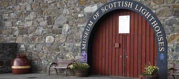 Das Museum of Scottish Lighthouses in Fraserburgh ist eine einzigartige Besucherattraktion