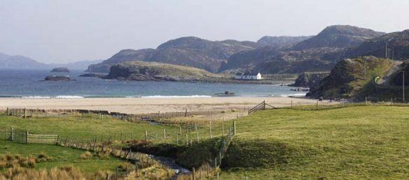 Der Naturschutz im äußersten Nordwesten Schottlands steht an oberster Stelle