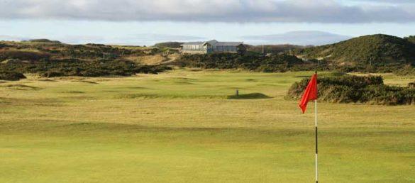 Der Golfplatz Newburgh-on-Ythan nördlich von Aberdeen bietet Blicke auf die Nordsee und einem National Nature Reserve