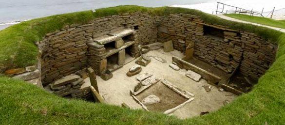 Orkneys UNESCO Welterbe Skara Brae gibt den Historikern und Wissenschaftlern noch viele ungelöste Rätsel auf