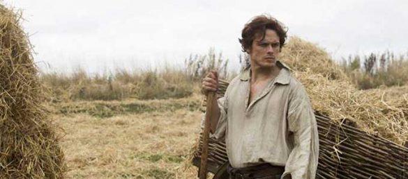 »Feuer und Stein« war das deutsche Debütwerk der Outlander-Saga von Diana Gabaldon