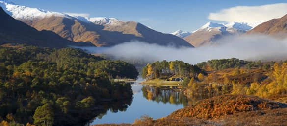Keith Wood shows some of his photography skills in the Scottish Highlands