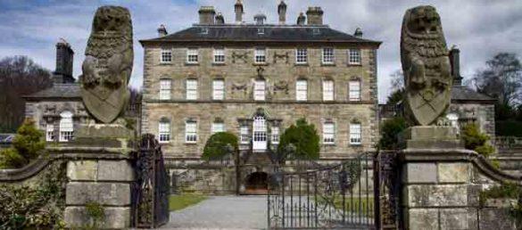 Pollok House ist ein imposantes Herrenhaus im gleichnamigen Country Park im Südwesten von Glasgow