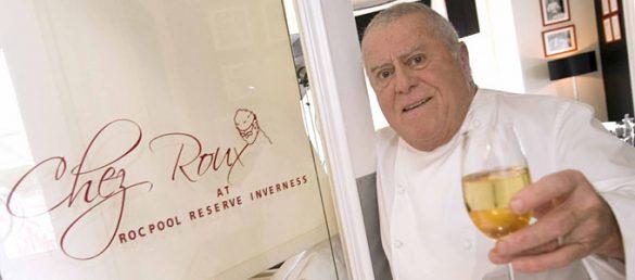 Der Name des Restaurants »Chez Roux« im Rocpool Reserve Hotel in Inverness geht auf die Zusammenarbeit mit dem französischen Kochkünstler Albert Roux zurück