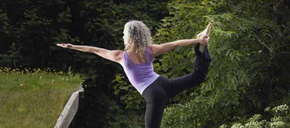 Auch Schottland hält ein umfangreiches Angebot für Yoga-Freunde bereit