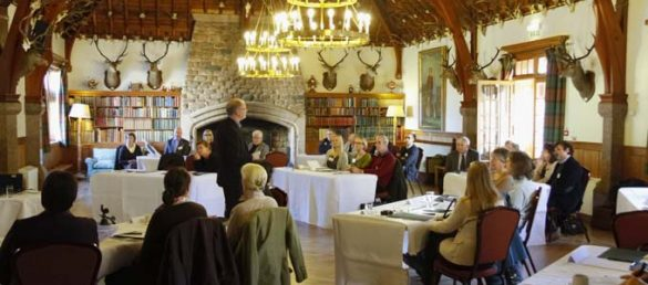 Der SchottlandBerater führt weitere Workshops in den Royal Highlands durch