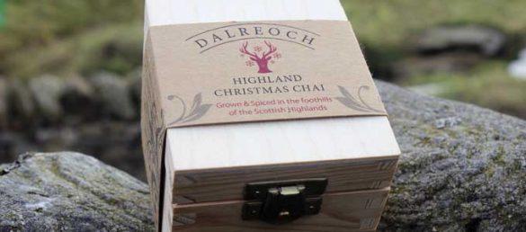 Man sollte unbedingt mal Tee aus Schottland von der »Wea Tea Company« probieren