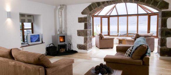 Das verträumt gelegene Boathouse am Torridon Hotel ist die ideale Unterkunft für ein romantisches Wochenende zu zweit