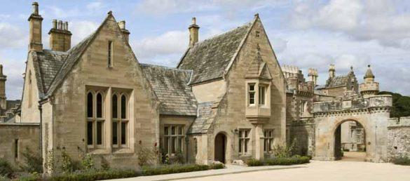 Wohnen bei Sir Walter Scott