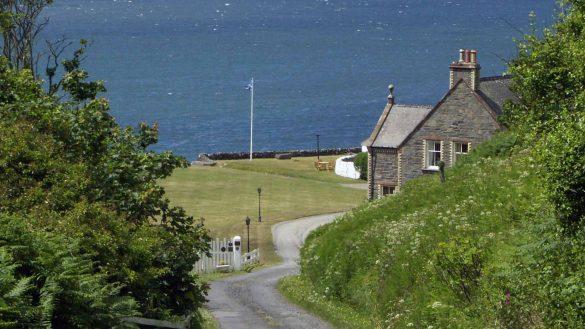 Knockinaam Lodge hat im Laufe des Jahres 2020 viel Neues zu bieten