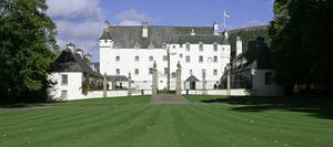 Traquair House is a fine example of a historic home in the Scottish Borders